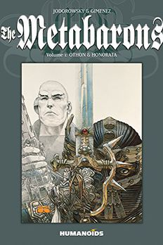 The Metabarons Vol.1 book cover