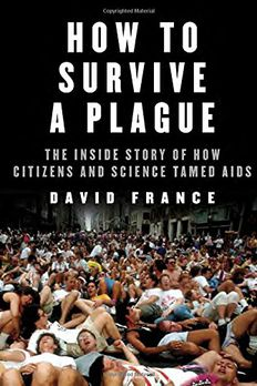 How to Survive a Plague book cover