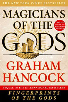 MAGICIANS OF THE GODS book cover