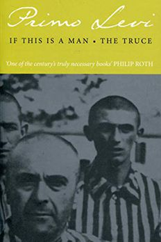 If This Is a Man and The Truce book cover