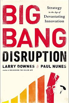 Big Bang Disruption book cover