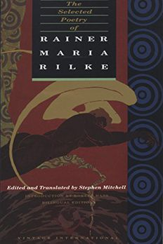 The Selected Poetry of Rainer Maria Rilke book cover