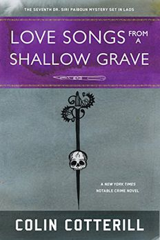 Love Songs From A Shallow Grave book cover