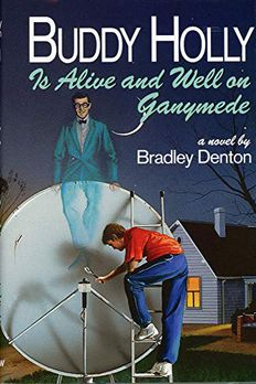 Buddy Holly book cover
