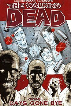 The Walking Dead, Vol. 1 book cover