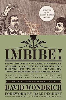 Imbibe! book cover