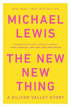 The New New Thing book cover