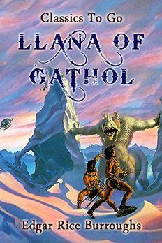 Llana of Gathol book cover