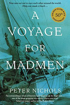 Voyage for Madmen book cover