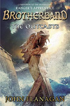 The Outcasts book cover