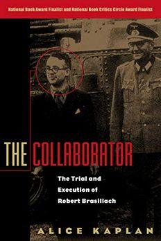 The Collaborator book cover
