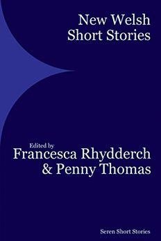 New Welsh Short Stories book cover
