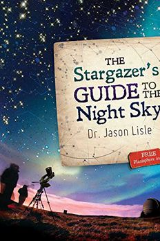 Stargazer's Guide to the Night Sky, The book cover