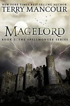 Magelord book cover