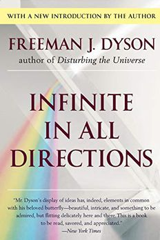 Infinite in All Directions book cover