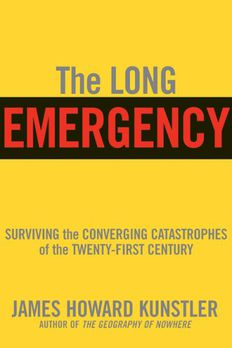 The Long Emergency book cover