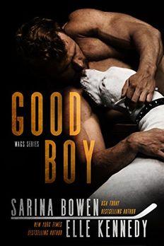 Good Boy book cover