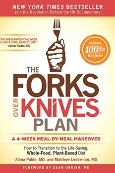 The Forks Over Knives Plan book cover