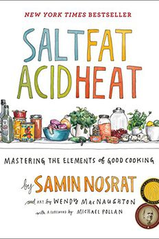 Salt, Fat, Acid, Heat book cover