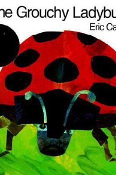 The Grouchy Ladybug book cover