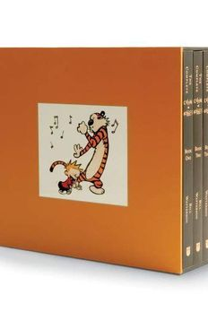 The Complete Calvin and Hobbes book cover