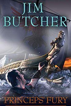 Princeps' Fury book cover