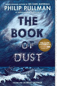 The Book of Dust book cover