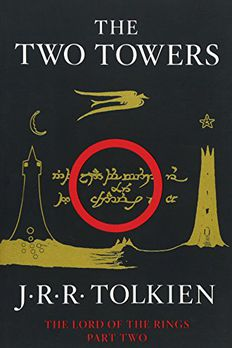 The Two Towers book cover
