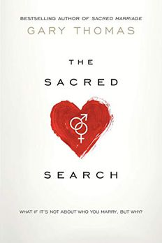 The Sacred Search book cover