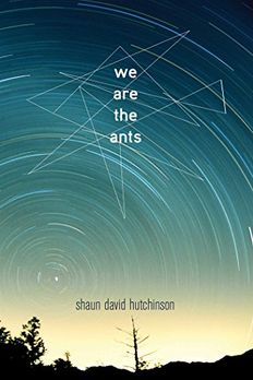 We Are the Ants book cover