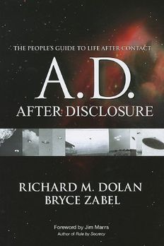 A.D. After Disclosure book cover
