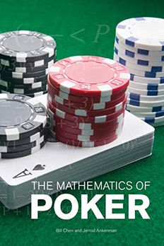 The Mathematics of Poker book cover