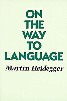 On the Way to Language book cover