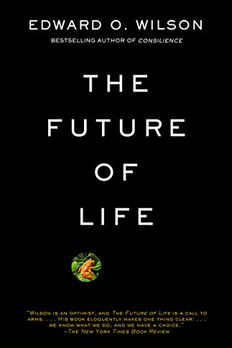 The Future of Life book cover