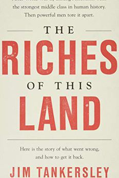 The Riches of This Land book cover