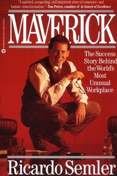 Maverick book cover