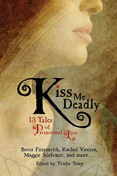 Kiss Me Deadly book cover