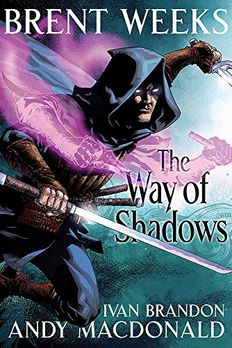 The Way of Shadows book cover