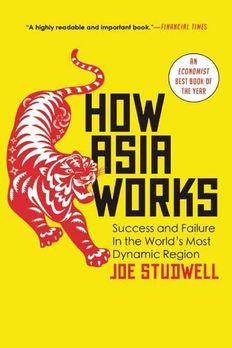 How Asia Works book cover