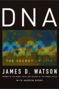 DNA book cover