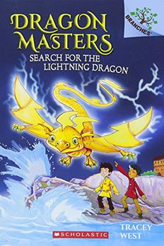 Search for the Lightning Dragon book cover
