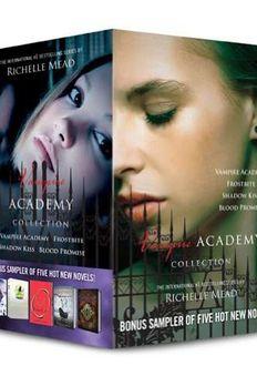 Vampire Academy Box Set book cover