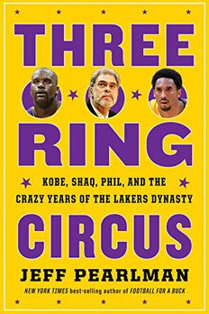 Three-Ring Circus book cover