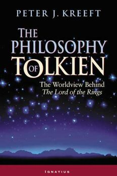 The Philosophy of Tolkien book cover