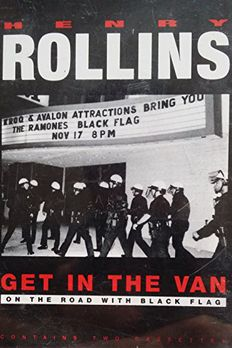 Get in the Van book cover