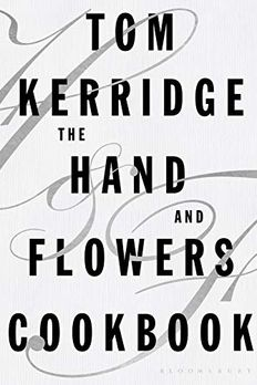 The Hand & Flowers Cookbook book cover