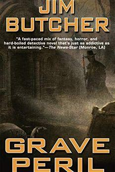 Grave Peril book cover