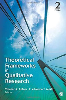 Theoretical Frameworks in Qualitative Research book cover