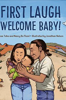 First Laugh--Welcome, Baby! book cover