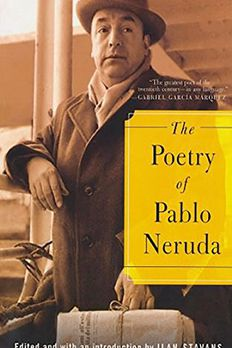 The Poetry of Pablo Neruda book cover